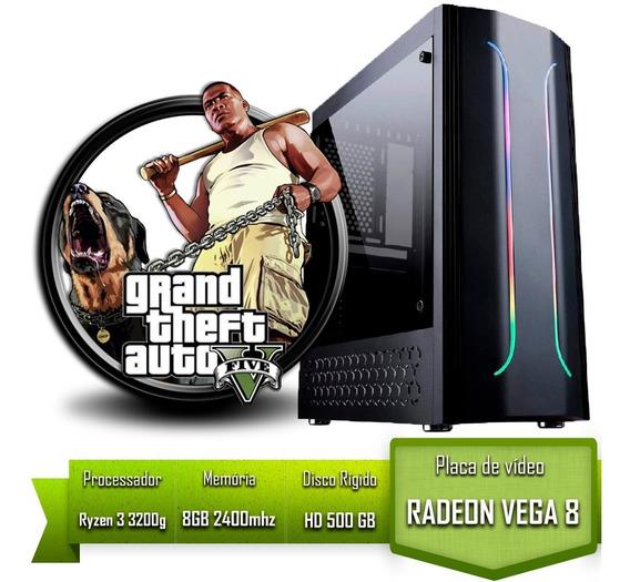 Pc Gamer Para Jogar Gta 5
