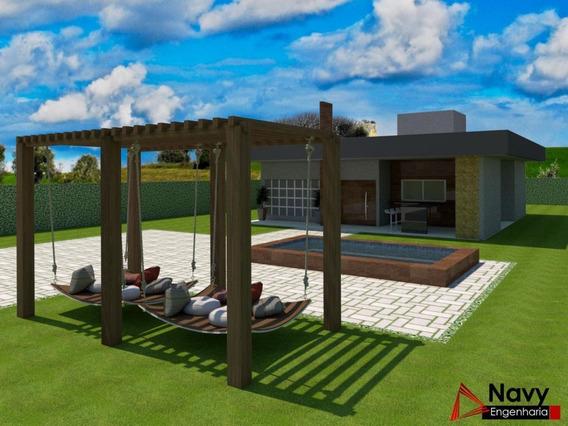 Chácara Condomínio Para Venda, Capim Azedo, 3 Dormitórios, 1 Suíte, 3 Banheiros, 4 Vagas - 51_1-1472685