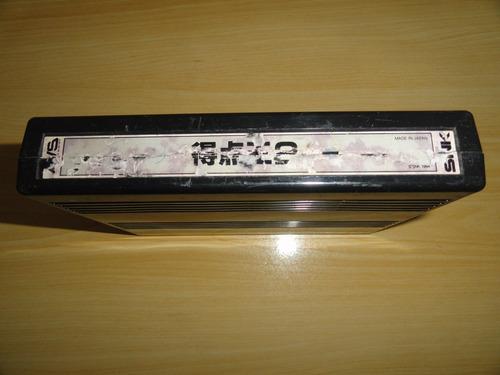 Super Sidekicks 2 Arcade Fliperama Neo Geo Mvs Snk Original