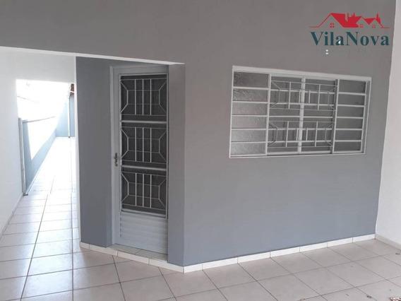 Casa Com 2 Dormitórios À Venda, 100 M² Por R$ 319.000 - Residencial Monte Verde - Indaiatuba/sp - Ca1264
