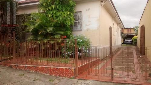 Terreno Residencial À Venda, Vila Lúcia, São Paulo. - Te0105