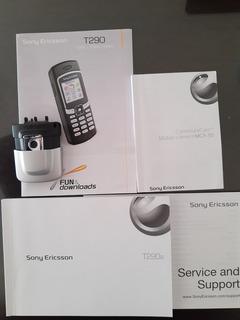 Cámara Sony De Celular T290