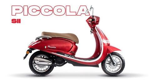 Gilera Scooter Piccola Sg 150 Longchamps