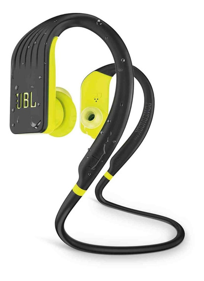 Fone De Ouvido Bluetooth Jbl Brasil Endurance Jump - Preto