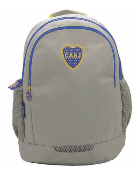 Mochila Escolar 16 Boca Juniors - Licencia Original