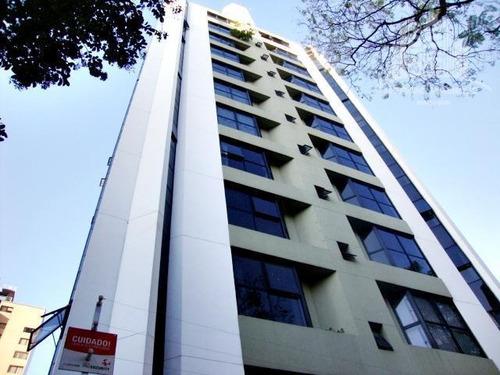 Apartamento À Venda, 40 M² Por R$ 380.000,00 - Moema - São Paulo/sp - Ap1700