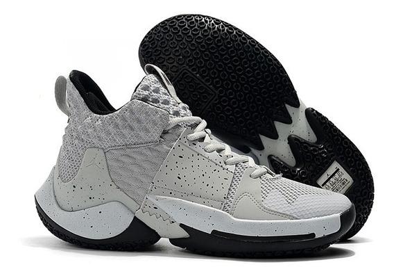 Tenis Nike Jordan Why Not Zero.2 Original Na Cx Frete Gratis