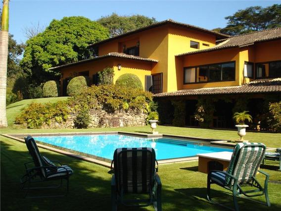 Casa Com 4 Dormitórios À Venda, 950 M² Por R$ 6.500.000,00 - Granja Viana - Cotia/sp - Ca1794