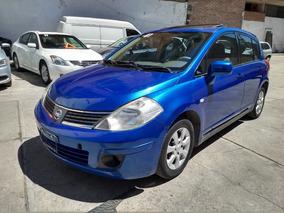 Nissan Tiida 2007 Equipado