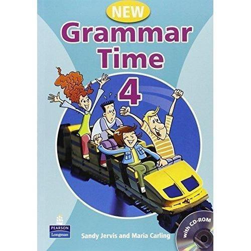 Imagen 1 de 1 de New Grammar Time 4 - Student´s Book - Pearson