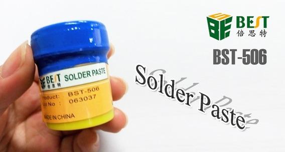 Solda Em Pasta Best Bst-506 (para Rebalin)