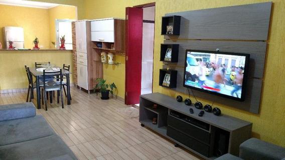 Poá-sp, Jardim Nova Poá. Casa Térrea À Venda, 2 Dorm., 1 Vaga. - Ca0313