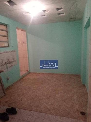 Casa No Planalto/sbc 01 Dorm, Próx Trólebus - Ca0463