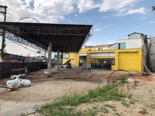 Imagem 1 de 16 de Terreno Para Aluguel, 1000.0 M2, Socorro - São Paulo - 6391