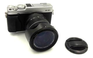 Fujifilm X-e1 Cámara Digital Sensor Cmos Grabación Fhd 16mp