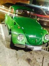 Volkswagen Escarabajo 1982 Brasilero