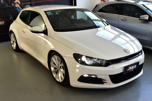 Volkswagen Scirocco 1.4 Tsi At 2013 Car Cash