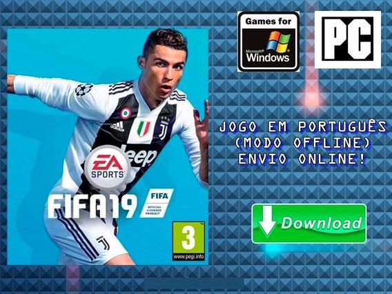 Fifa 19 - Pc - Mídia Digital!!!