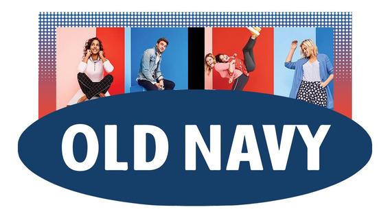 Traje De Baño Hombre Short Ajustable Estampado Old Navy
