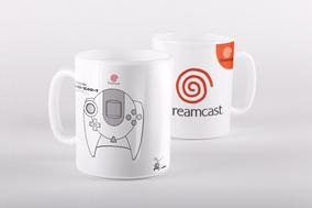 Caneca Gamer - Sega Dreamcast (controle)
