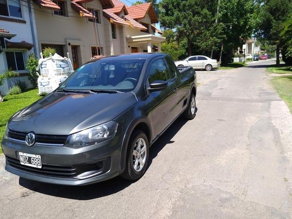 Volkswagen Saveiro 1.6 Cs 101cv Aa+dh 2014