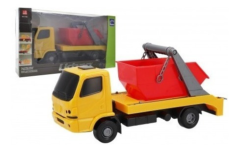 Roma Camion Con Container