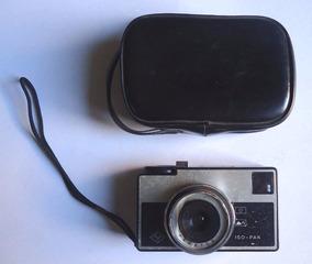 Antiga Camera Agfa Isopan Pak-126 - Para Coleção