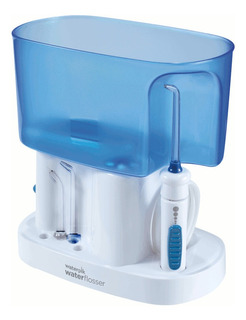 Irrigador bucal Waterpik Classic blanco/azul 220V