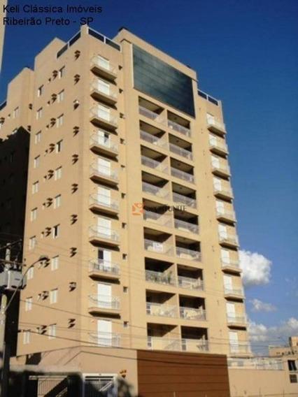 Apartamento Com 3 Suítes 2 Vagas Paralelas À Venda - Jardim Paulista - Ribeirão Preto - Ap1214