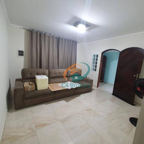 Casa Com 2 Dormitórios À Venda, 140 M² Por R$ 535.000,00 - Vila Nova Mazzei - São Paulo/sp - Ca0305