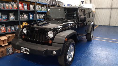 Jeep Wrangler Unlimited At 3.8 V6 2011