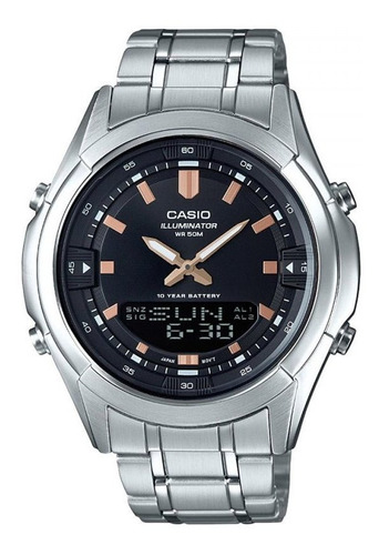 Relógio De Pulso Casio Standard Masculino Analógico