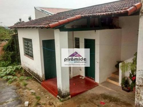 Casa À Venda, 200 M² Por R$ 500.000,00 - Vila Maria - São José Dos Campos/sp - Ca2162