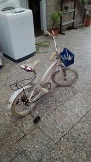 Bicicleta Rodado 20 De Nena