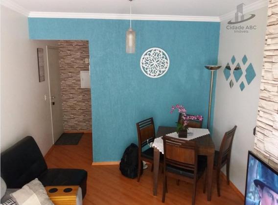 Apartamento Residencial À Venda, Paulicéia, São Bernardo Do Campo. - Ap0515