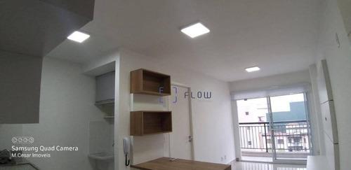 Apartamento Para Alugar, 40 M² Por R$ 2.500,00/mês - Consolação - São Paulo/sp - Ap12355