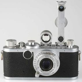 Câmera Analógica 35mm Leica I C + Elmar 50mm F3.5