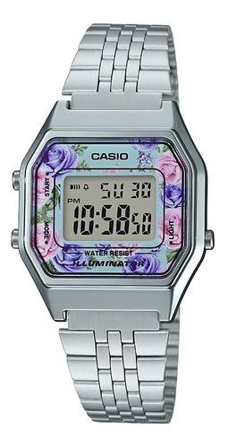 Imagen 1 de 2 de Reloj Casio Vintage La 680wa-2c Comercio Oficial Autorizado