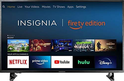 Imagen 1 de 6 de Insignia Ns-32df310na19 Smart Hd Tv De 32 Pulgadas