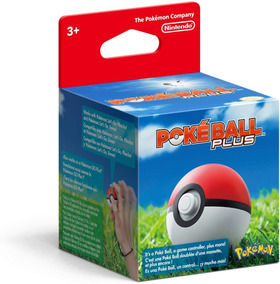Pokeball Plus