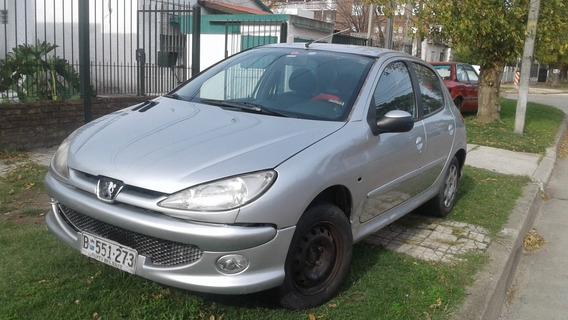Peugeot 206 2007 1.4 Xe