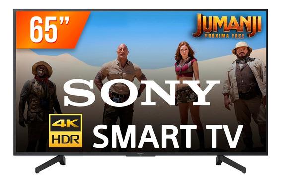 Smart Tv Led 65 4k Sony Kd-65x705g 3 Hdmi 3 Usb Wi-fi