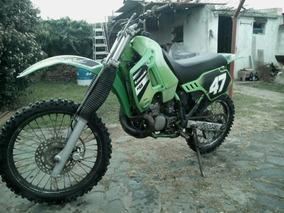 Kawasaki Kdx 200 Mod 1992