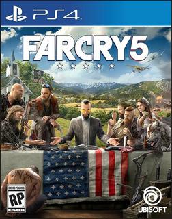 Far Cry 5 Playstation 4 Fisico Ps4