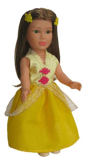 Boneca Princesas Bela Zap Menina