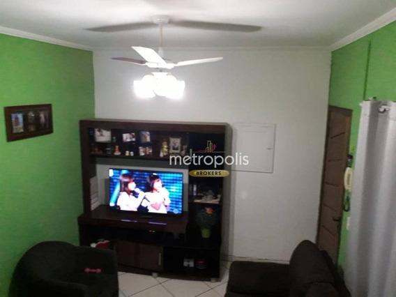 Sobrado Com 2 Dormitórios À Venda, 80 M² Por R$ 395.000,00 - São José - São Caetano Do Sul/sp - So0915