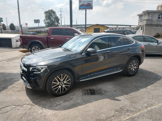 Mercedes-benz Clase Glc 2.0 Coupe 300 At 2020