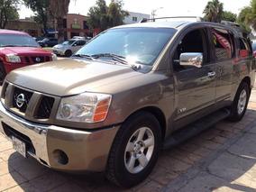Nissan Armada 5.6 Se Tela 4x2 At 2007