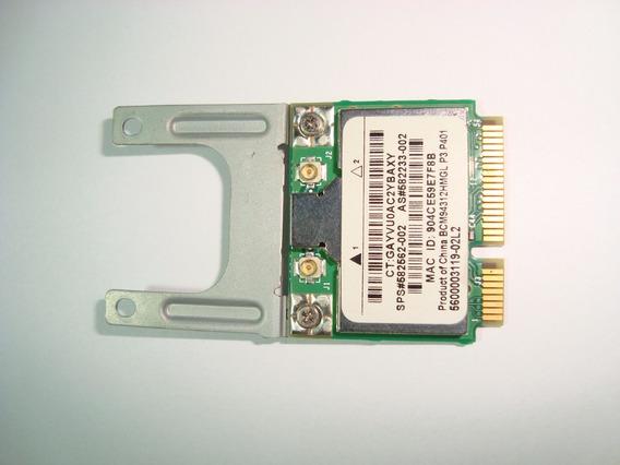 Placa Wireless Compaq Cq40 614br