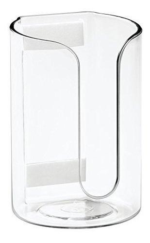 Interdesign Affixx Dispensador De Vasos De Papel Desechables